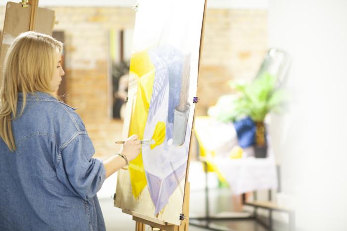 kurs rysunku, kurs malarstwa, warsztaty artystyczne,