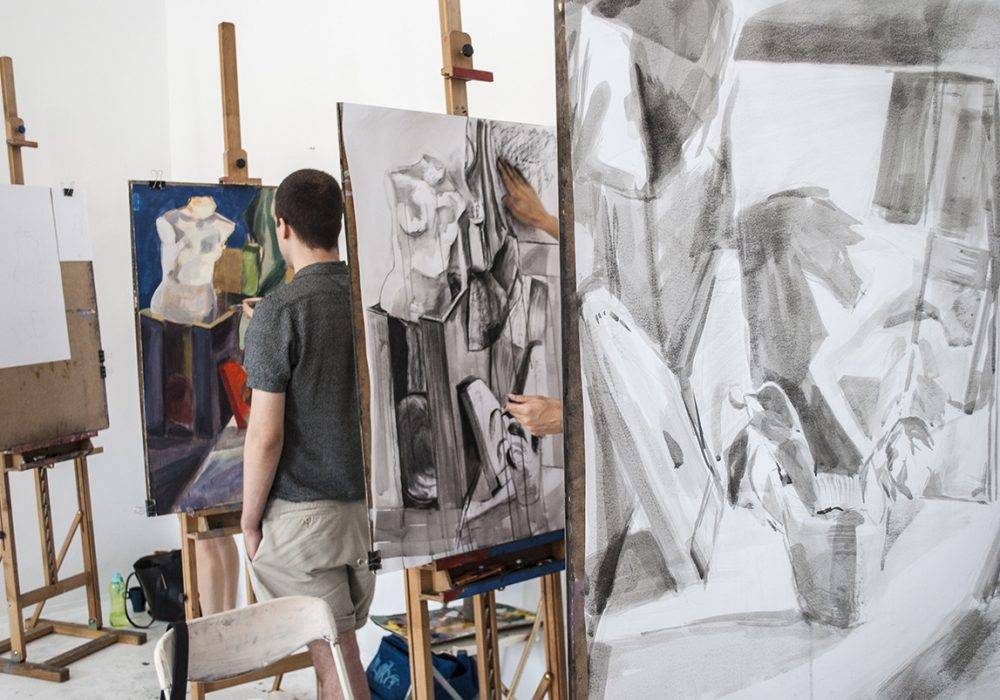 Kurs rysunku art form studio
